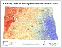Switchgrass Suitability